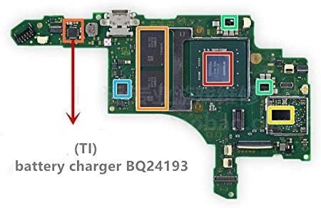BQ24193 Chip de Control de Carga de batería de Repuesto para Nintendo Switch NS Game Console: Amazon.es: Electrónica
