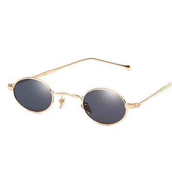 2THTHT2 Pequeñas Gafas De Sol Redondas Sungalsses Mujer ...