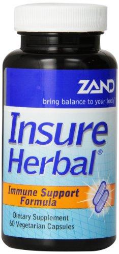 Zand Insure Herbal Immune Support, 60-Count Insure Herbal Formula