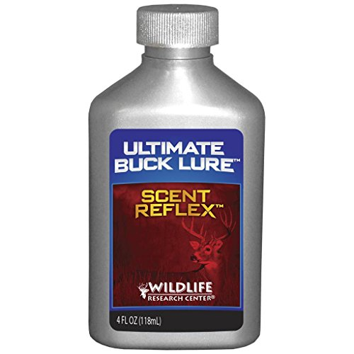 Wildlife Research Center Buck (Wildlife Research Ultimate Buck Lure Synthetic Scent, Silver, 4 oz)