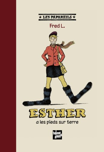 Download Esther a Les Pieds Sur Terre (English and French Edition) pdf