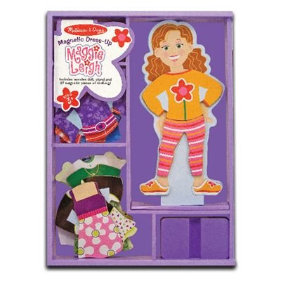 Magnetic Doll Set - 8