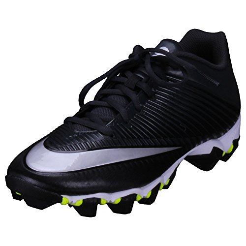 Nike Vapor Shark 2 American Football Schuhe Schwarz