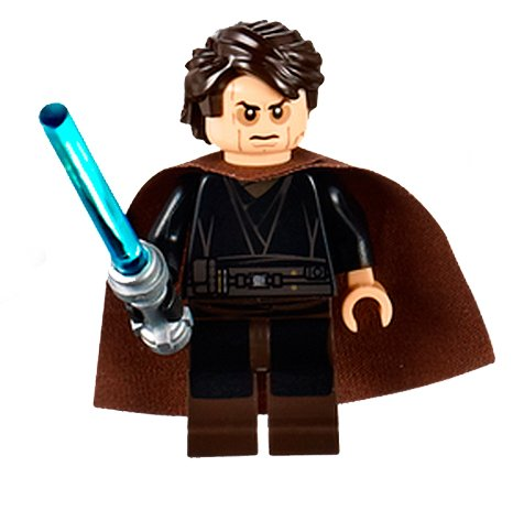 Lego Star Wars Darth Vader / Anakin Skywalker Minifigure, Baby & Kids Zone