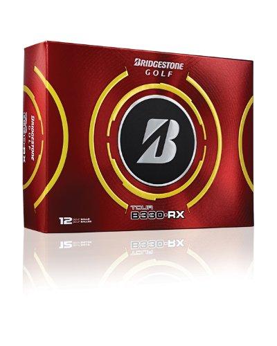 Bridgestone Golf 2012 Tour B330 RX Golf Balls (1 Dozen), Outdoor Stuffs