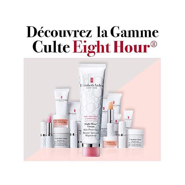 Elizabeth Arden –Eight Hour® Cream —Fluide Protecteur Hydratation Intensive Visage – IPS 15– 50ml