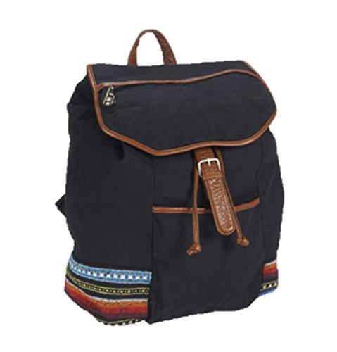 Aeropostale Womens Southwest Embroidery Backpack