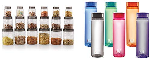 Kitchen Plastic Hygienic Storage Bottles from Cello