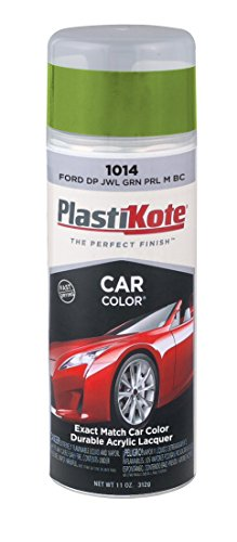 PlastiKote 1014 Ford Deep Jewel Green Pearl Metallic Base Coat