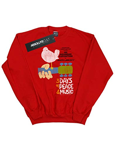 Rouge Absolute Festival shirt Femme Woodstock Sweat Cult Poster xRZAUx