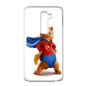 Personal Phone Case Garfield For LG G2 LJS2150
