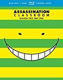 Assassination Classroom: Season Two, Part One (Blu-ray/DVD Combo)