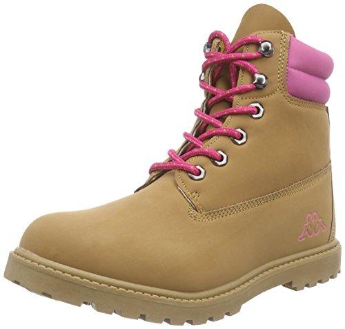 Mid Beige pink Sneaker Beige Kombo Donna Women Ii beige Kappa 4122 Footwear Alte RFTP5wxq