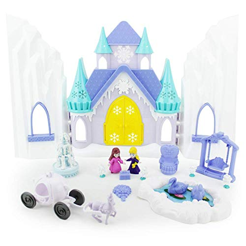 Boley Ice Castle Princess Dollhouse product image