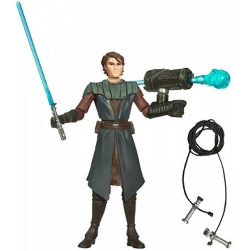 Anakin Skywalker CW#18 Star Wars Clone Wars Action Figure