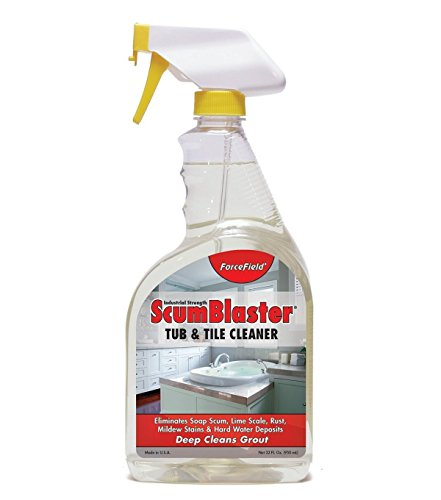 Forcefield Scumblaster Tub And Tile Cleaner Industrial
