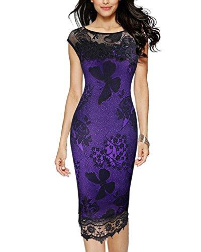 Purple Party Dresses - 7