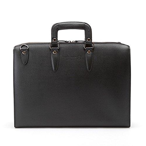 青木鞄 COMPLEX GARDENS(コンプレックスガーデンズ) ブリーフケース 慧可 エカ  ブラック B00KW317AM
