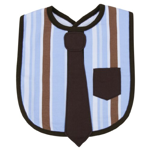 (Trend Lab Dress Up Necktie Bib, Max)