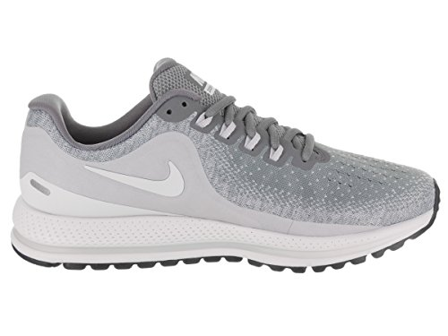 Cool Multicolore Donna Pure Grey 001 Ginnastica NIKE Wolf Air Grey Scarpe Zoom Platinum Basse Vomero White 13 Wmns da OzOvqxP
