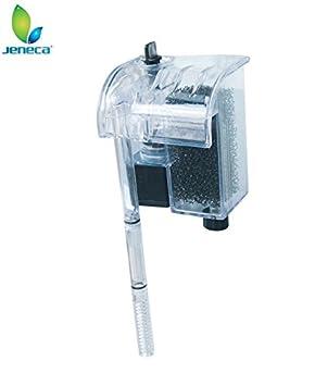 Takestop® - Filtro externo Jeneca XP-06, de cascada, con motor,