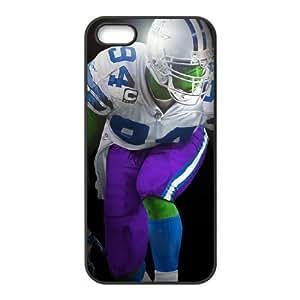Dallas Cowboys iPhone 5 5s Cell Phone Case Black 218y3-179940