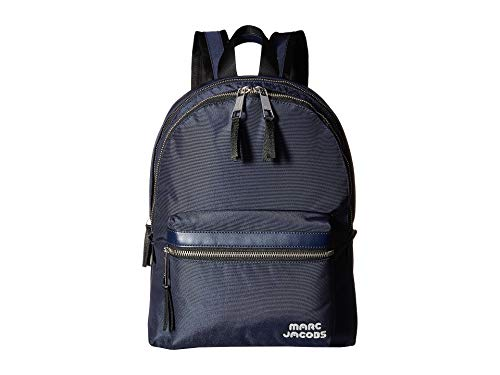 Marc Jacobs Women's Large Backpack, Midnight Blue, One Size
