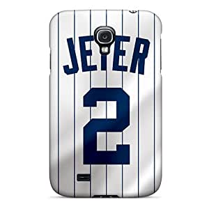 Fashion Protective New York Yankees Case Cover For Galaxy S4