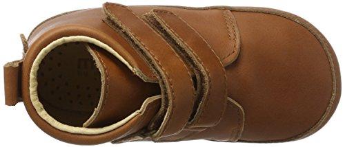 Move by Melton Unisex-Kinder Move Prewalker Lauflerner Klett Chukka Boots Braun (Cognac)