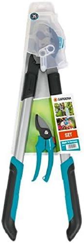 GARDENA 610B Astschere Gartenschere mit offenen Klingen 8786-32