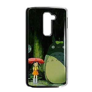 My Neighbour Totoro LG G2 Cell Phone Case Black GYK23860