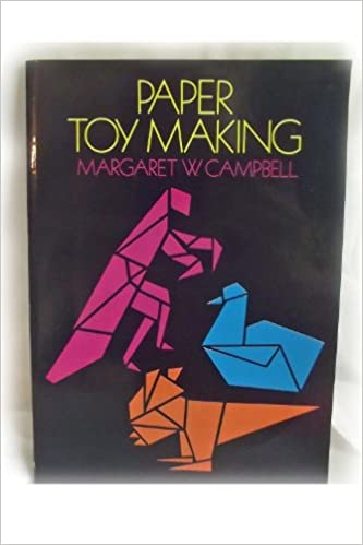 Book Paper Toymaking (Dover novelty books and popular recreations)