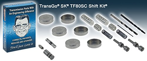 Transgo SK TF80SC Shift Kit (Volvo, Saab) (Transmission Volvo Shift)