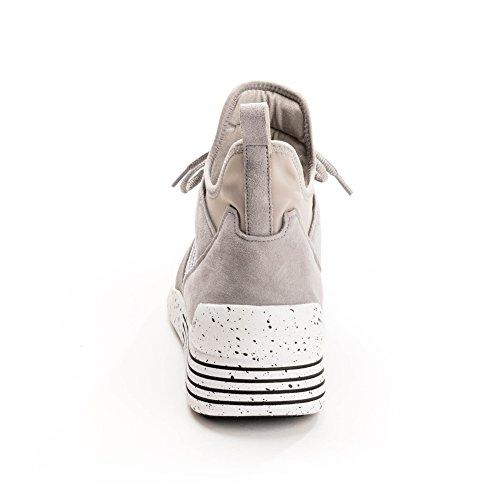 Femme And Sneakers Basses black Hurricane Kendall White Kylie grey Kkbraydin3 wOvqXqxAT