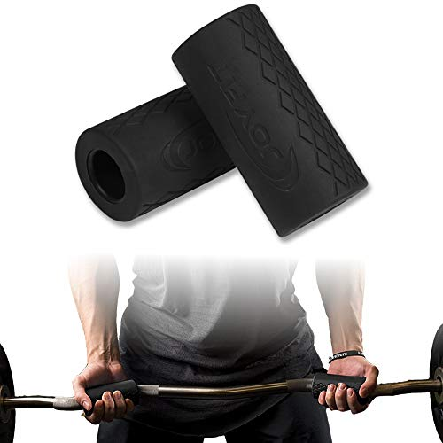 Joyfit – Fat Grip for Weightlifting- Non-Slip Grips for Pull-up Bars and Dumbbell, Thick Foam Padded, Muscle Building, High Grip Pads for Both Men and Women, in Pair Price & Reviews