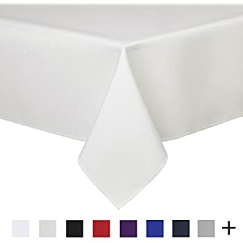 Remedios 60 X 102 Inch Rectangle Polyester Tablecloth Table Cover   Wedding  Restaurant Party Banquet