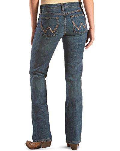 Wrangler Women's Jeans Q- Ultimate Riding Tuff Buck Tuff Buc