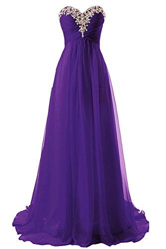 JAEDEN Sweetheart Formal Evening Dresses Strapless Long Prom Gown Bridesmaid Dress Regency US26W