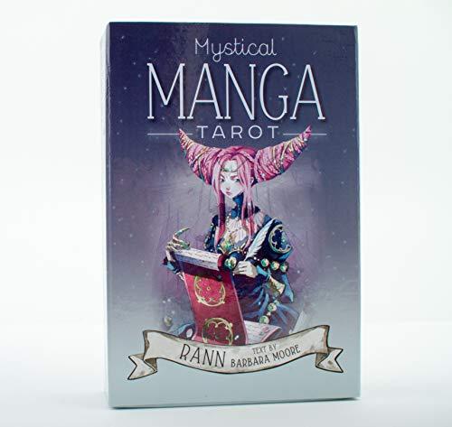 Mystical Manga Tarot Cards – September 8, 2017
