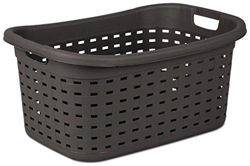 STERILITE 12756P06 Laundry Basket Espresso