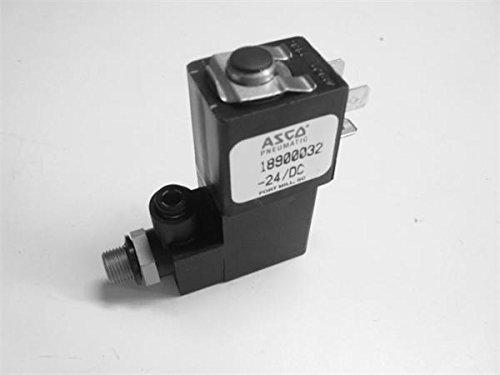 Asgo 18900032 Pneumatic Solenoid Pilot Valve, 24 Vdc 18900032 from ASGO
