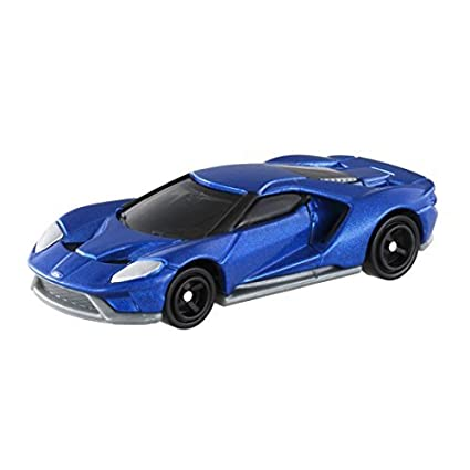 Japan Import Tomica No  Ford Gt The First Special Edition