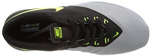 Nike Mens Fs Lite Tränare 4 Varg Grå / Volt / Svart / Ren Platina