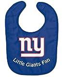 Wincraft NFL New York Giants WCRA2048814 All Pro Baby Bib