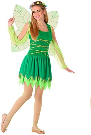 DISBACANAL Disfraz Campanilla Adolescente - -, XXS: Amazon.es ...