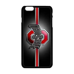 2015 Design Ohio State Buckeyes Silicone Phone Case for iPhone 6 5.5 inch Screen (5)