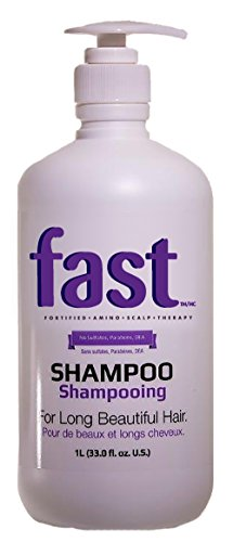 NISIM F.A.S.T Fortified Amino Scalp Therapy Conditioner - RevitalisantConditioner That Promotes Fast and Healthy Hair Growth (10 Ounce / 295 Milliliters)