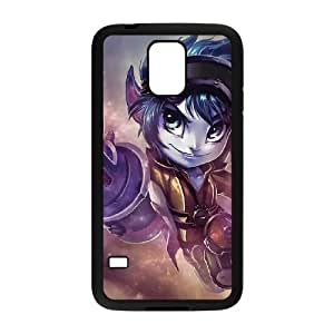 Tristana LOL league of legends Samsung Galaxy S5 Cell Phone Case Black DIY Gift xxy002_0375697