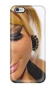 Hot Tpu Cover Case For Iphone/ 6 Plus Case Cover Skin - Paris Hilton