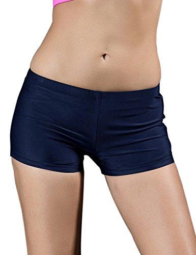 Hilor Womens Bikini Bottom Shortini product image